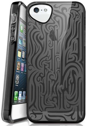ITSkins Ink case 5/5S - Black, картинка 1
