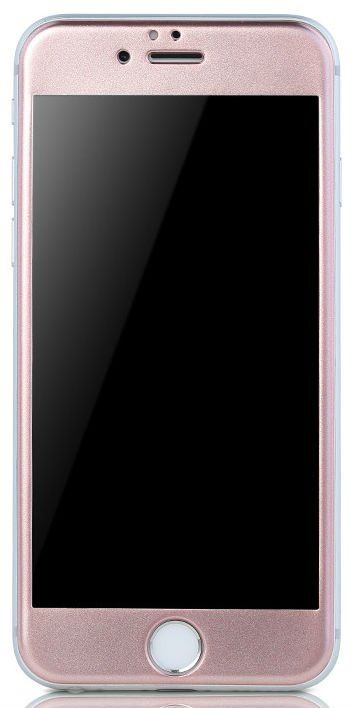 REMAX Color Full Screen Tempered Glass 6S - Rose Gold, картинка 1