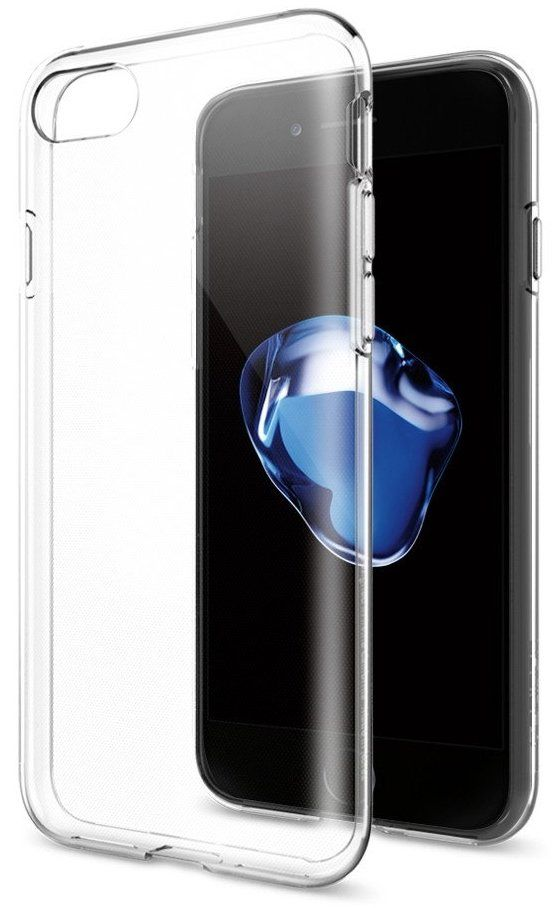 SGP Чехол iPhone 7 Liquid Crystal Crystal Clear