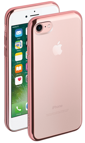 Deppa iPhone 7 Gel Plus Case - Rose Gold, картинка 1