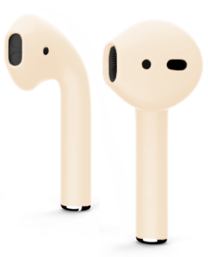 Apple AirPods (MMEF2ZA/A) Gold, картинка 1