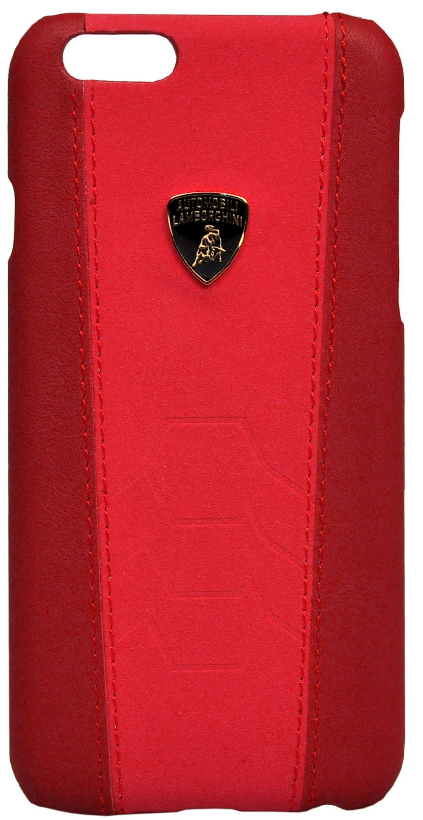 Lamborghini  iPhone 6 Murcielago Hard - Red, картинка 1