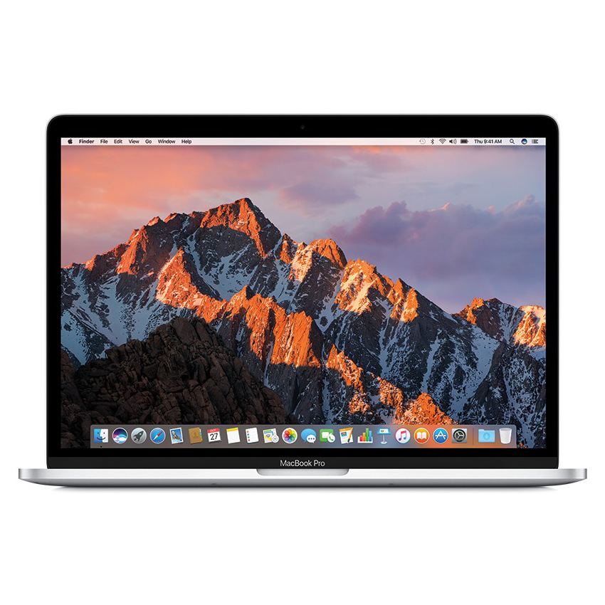 "Apple MacBook Pro 13""  Touch Bar 512GB Silver (MNQG2), картинка 5"