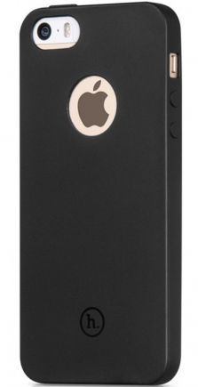 Чехол HOCO iPhone 5/SE Juice Series TPU case - Black