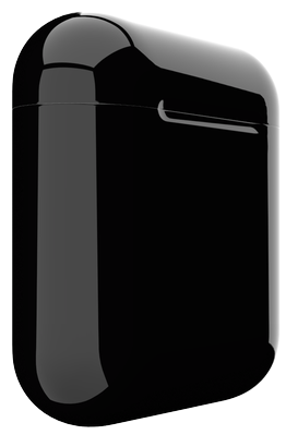 Apple AirPods (MMEF2ZA/A) Jet Black, картинка 3