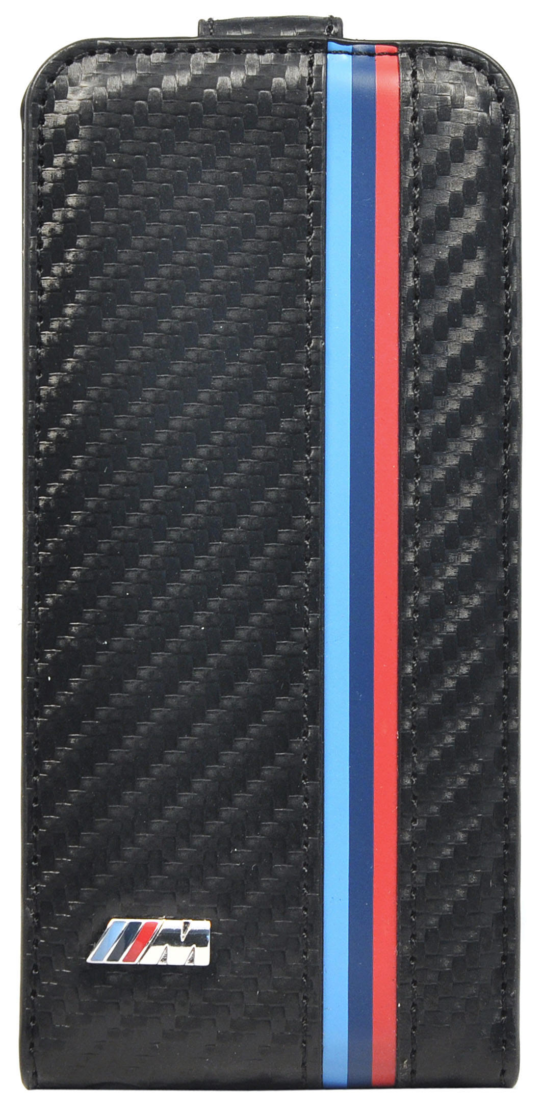 Чехол BMW FlipCase Carbon iPhone 5 BMFLP5MC