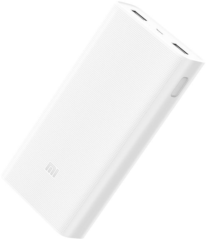 XiaoMi Power Bank 2 20000mAh - White, картинка 2