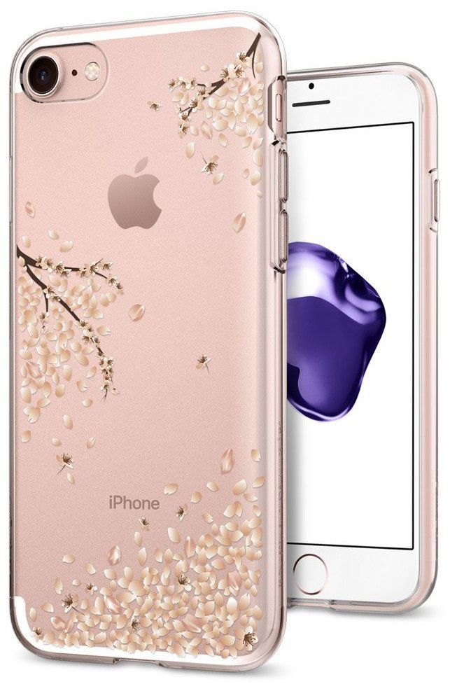 SGP Чехол iPhone 7 Liquid Crystal Shine Blossom