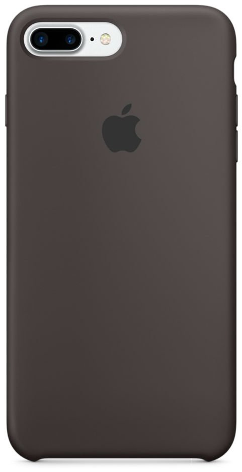 Apple iPhone 7 Plus Selicone Case Cocoa, картинка 1