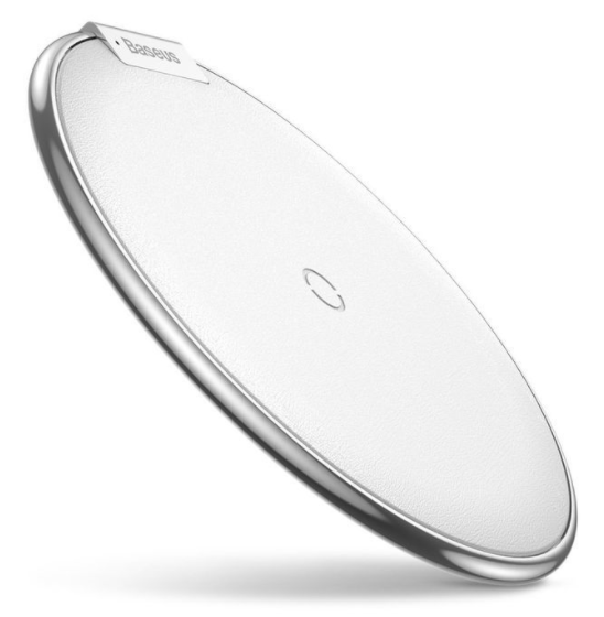 Беспроводное ЗУ BASEUS iX Desktop Wireless Charger White