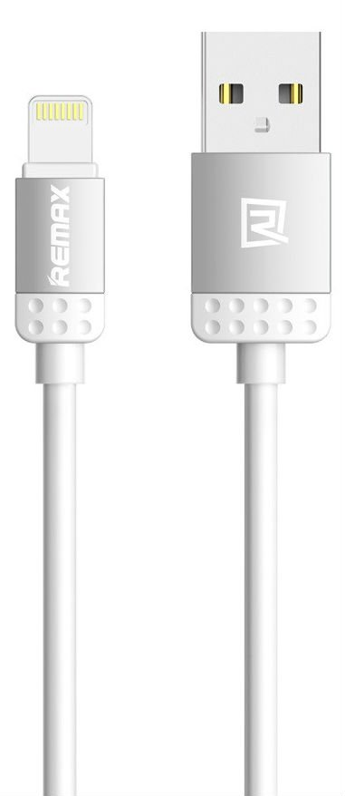 REMAX Lovely Data Lightning Cable 1.0m - Black, картинка 1