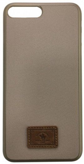 Чехол Santa Barbara iPhone 7 Plus Case Canvas - Beige, картинка 1