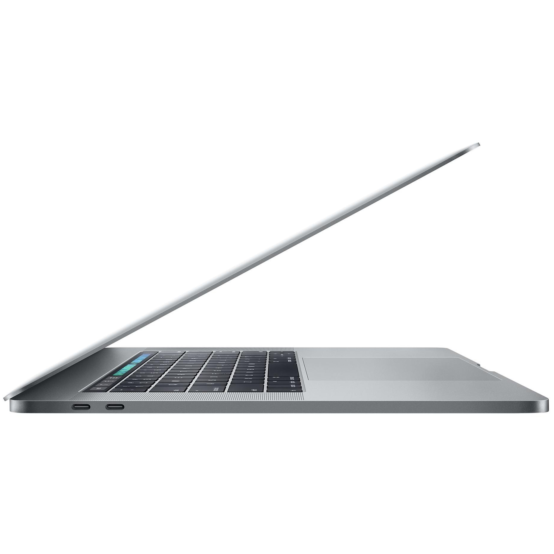 "Apple MacBook Pro 15""  Touch Bar 512GB Space Gray (MLH42), картинка 4"