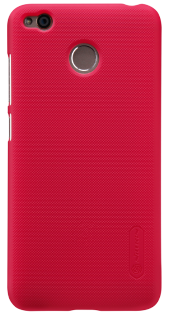 Nillkin Frosted Shield Xiaomi Redmi 4X - Red, картинка 3