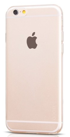 Силиконовый чехол HOCO iPhone 6S Light Series TPU - Clear