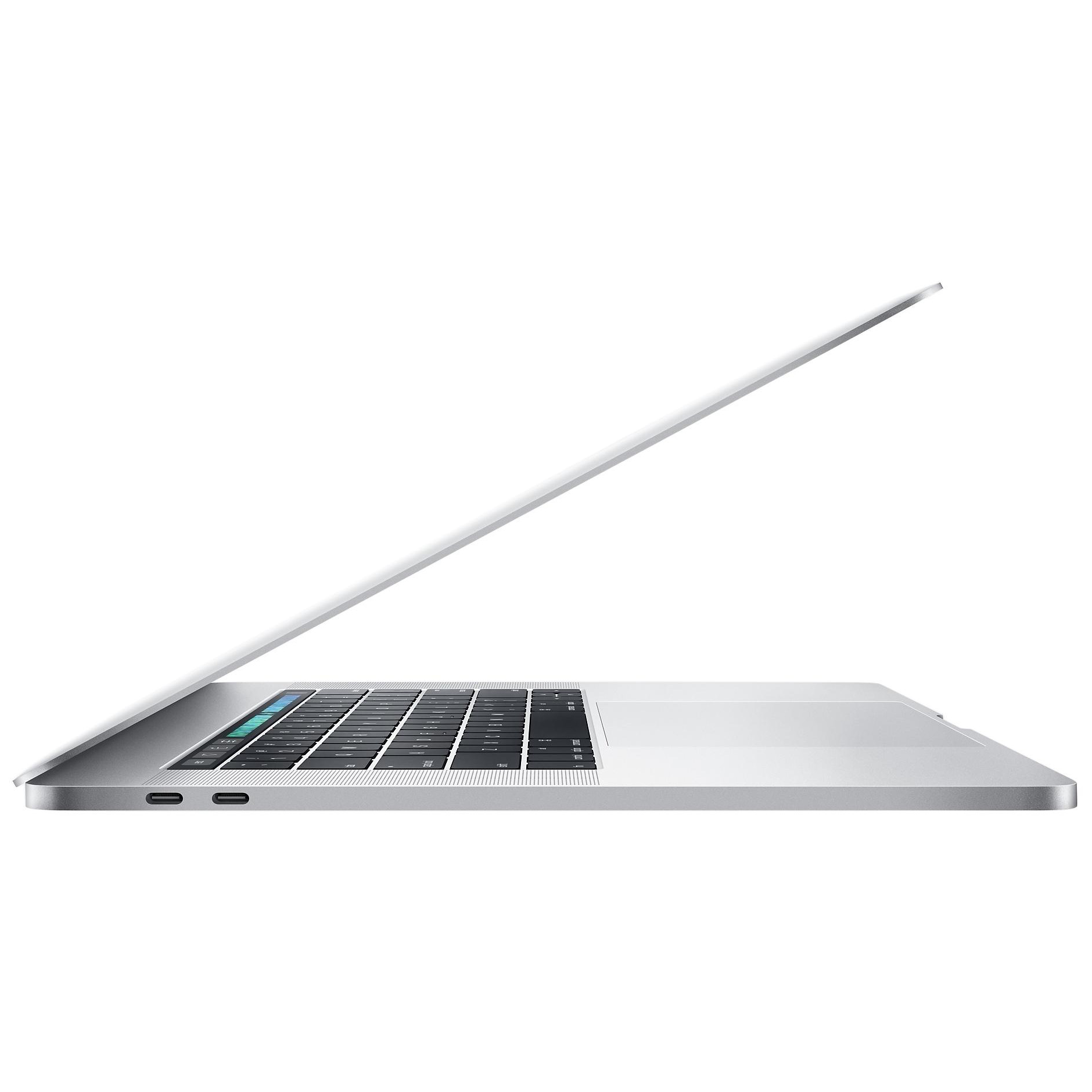 "Apple MacBook Pro 15""  Touch Bar 256GB Silver (MLW72), картинка 4"
