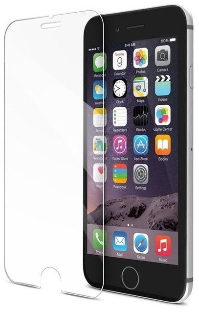 ONEXT Tempered Glass 6/6S Plus Clear, картинка 1