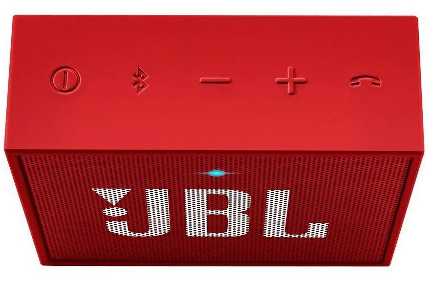 JBL GO - Red, картинка 4