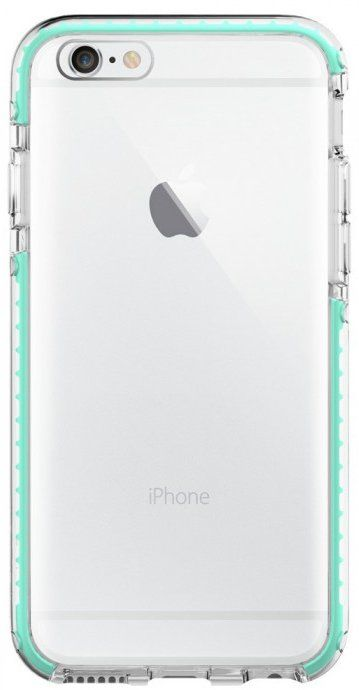 Чехол SGP iPhone 6S Ultra Hybrid Tech - Green, картинка 2