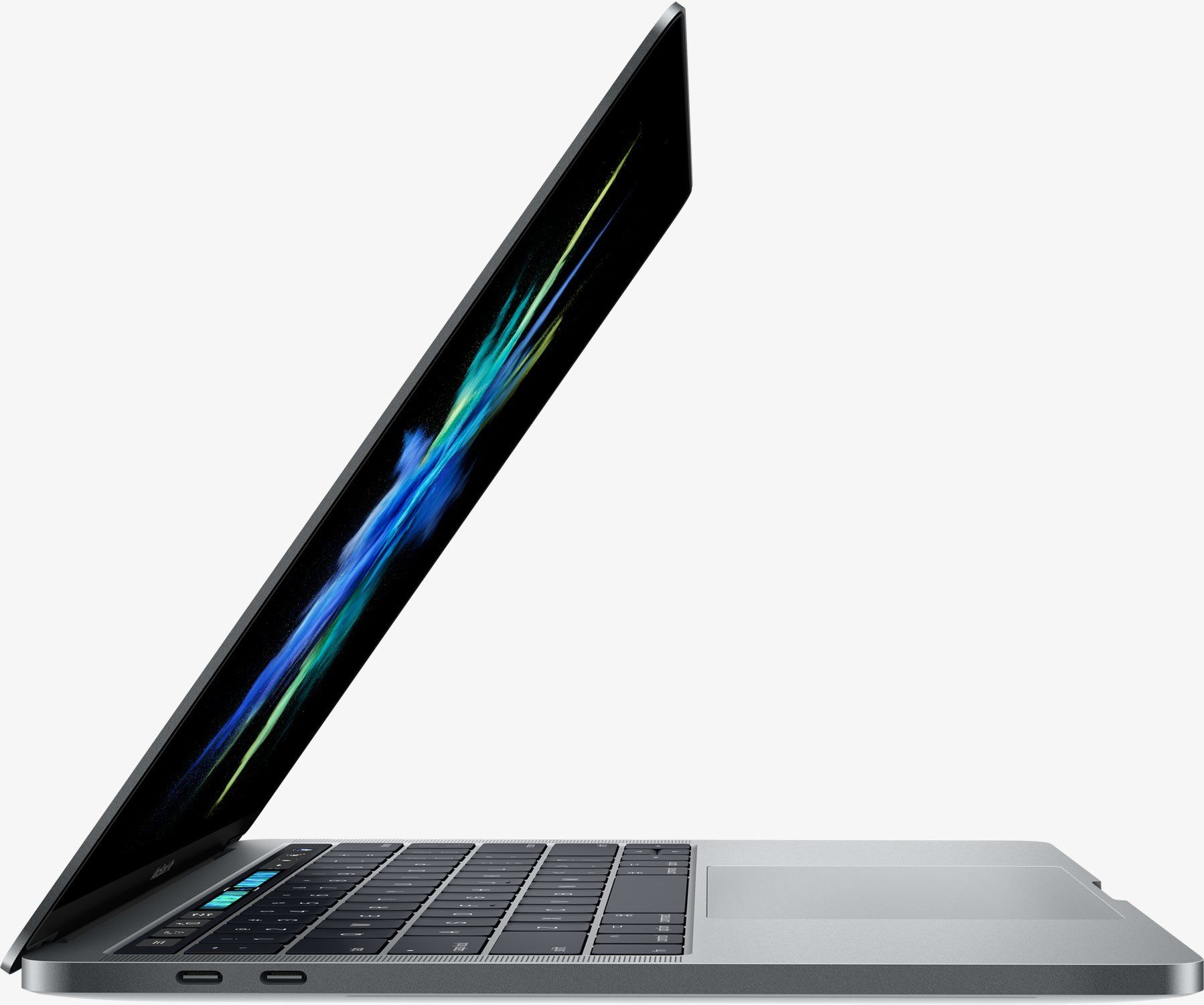 "Apple MacBook Pro 13"" Touch Bar 256 GB SSD Space Grey (MPXV2), картинка 4"