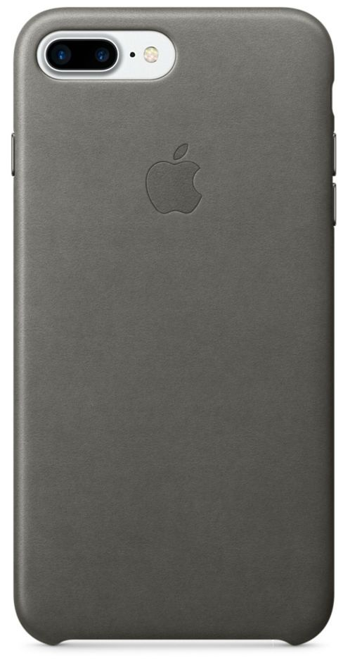 Apple iPhone 7 Plus Leather Case Storm Gray
