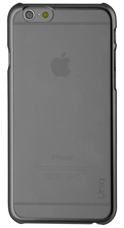 Чехол Uniq Glacier iPhone 6 Sleek Metallic - Gunmetal