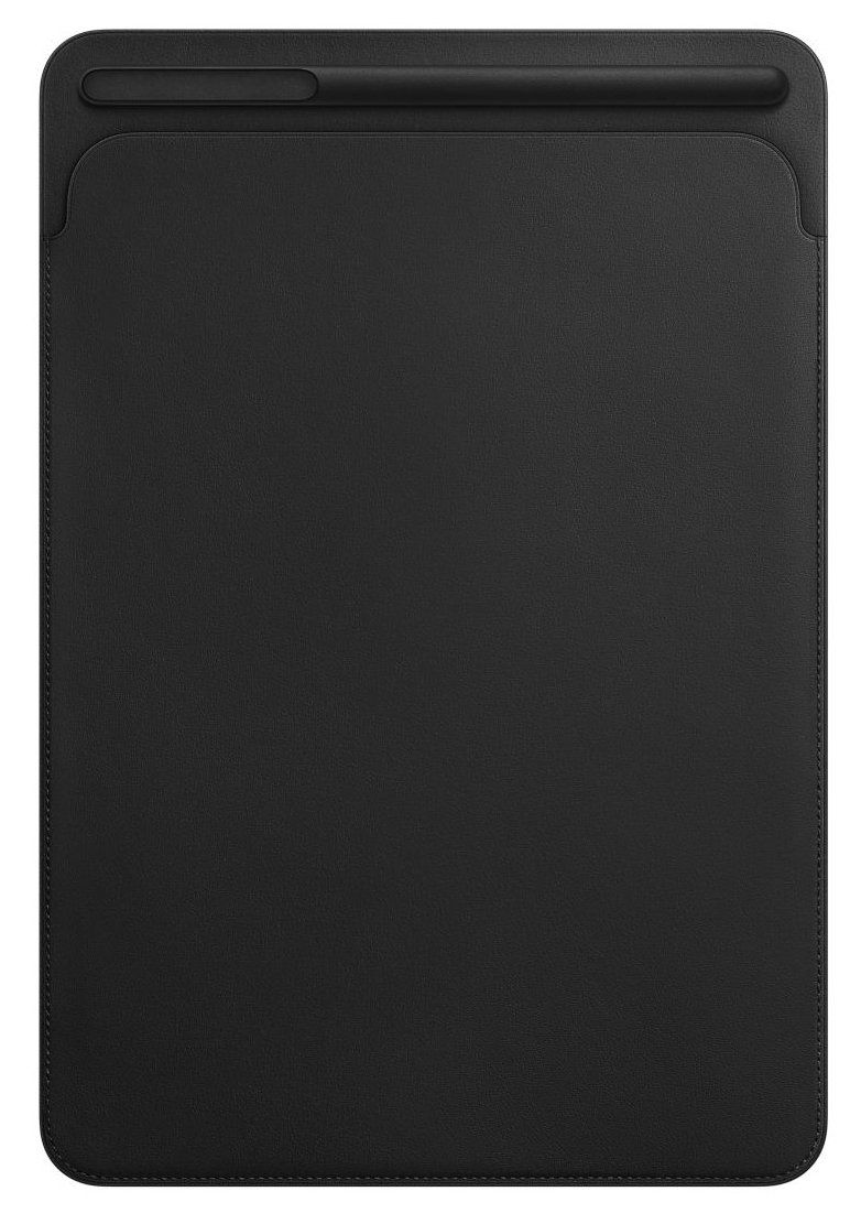 Apple iPad Pro 10.5 Leather Sleeve - Black