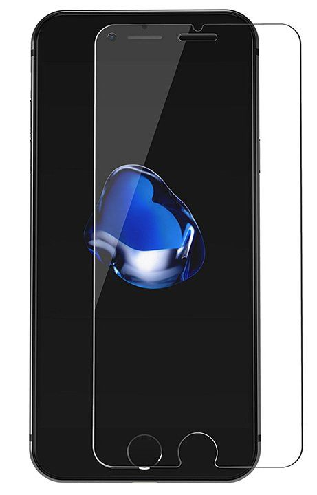 Tempered Glass 4D iPhone 7 - Clear