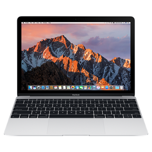 "Apple MacBook 12"" Retina 512 SSD Silver (MLHC2), картинка 1"