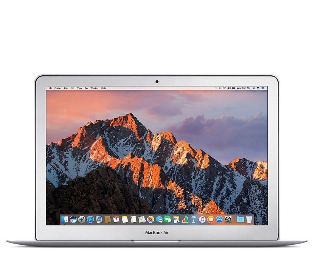 "Apple MacBook Air 13"" 128 GB Flash Silver (MQD32)"