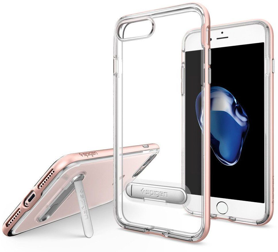 SGP Чехол iPhone 7 Plus Crystal Hybrid Rose Gold
