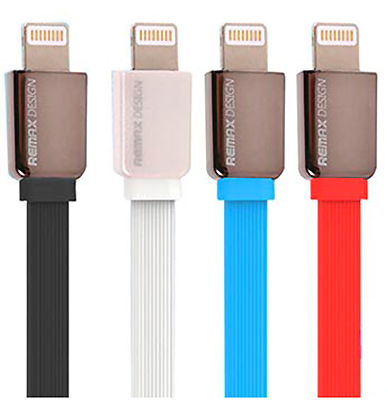 REMAX King Kong Lightning Cable 1.0m - Red, картинка 2