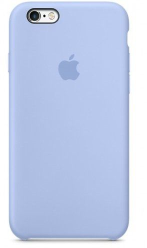 Apple iPhone 6/6S Plus Silicone Case - Light Blue