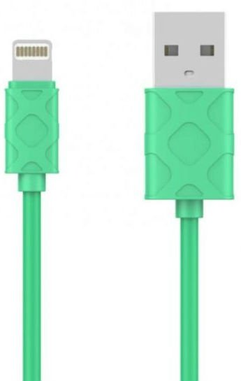 BASEUS Lightning Cable 1m - Mint, картинка 1