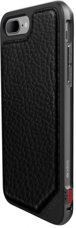 X-DORIA iPhone 7 Defense Leather - Black, картинка 2