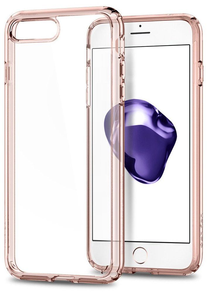 SGP Чехол iPhone 7 Plus Ultra Hybrid 2 Rose Crystal