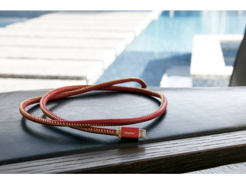 Plusus LifeStar Lightning Cable 1m - Ruby Sunset, картинка 3