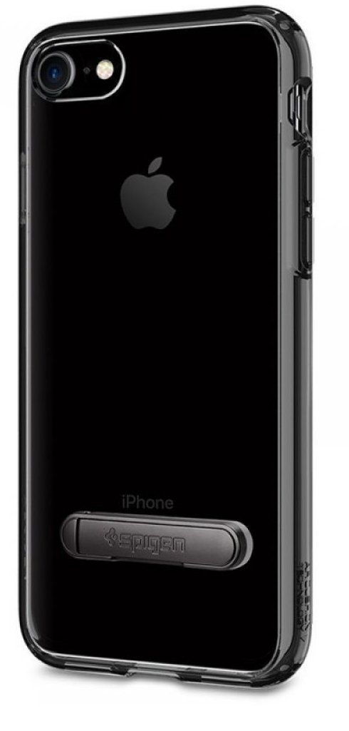 SGP Чехол iPhone 7 Ultra Hybrid S Jet Black