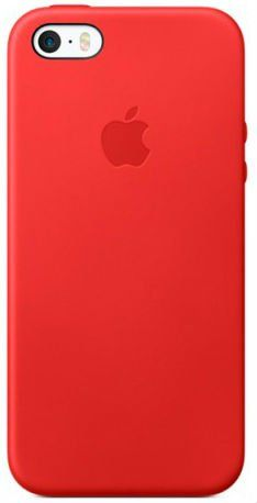 Чехол Apple iPhone 5S/SE Case - Red