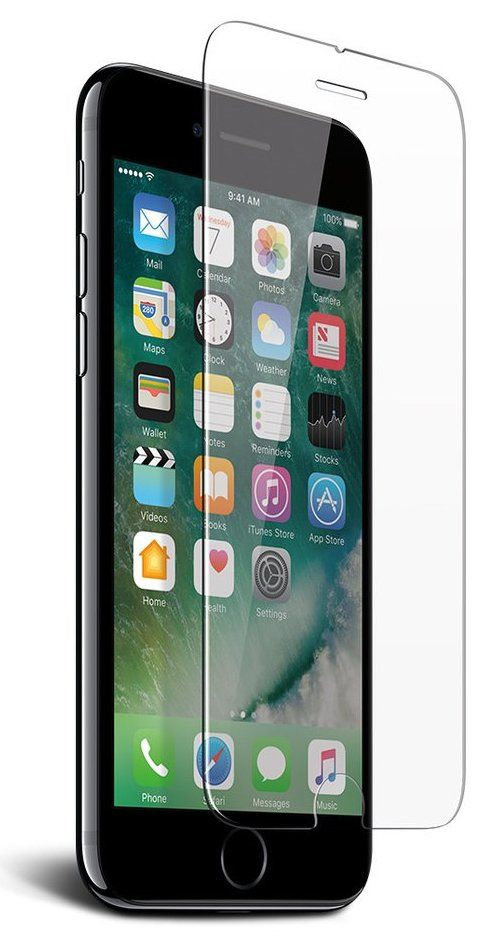 PORODO Tempered Glass 7 - Clear, картинка 1