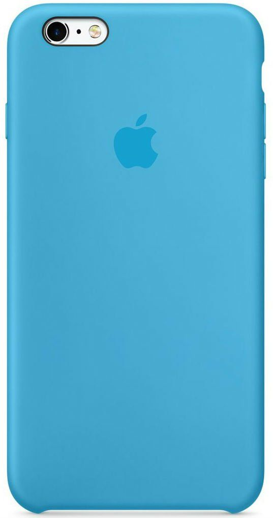 Apple iPhone 6/6S Plus Silicone Case - Midnight Blue