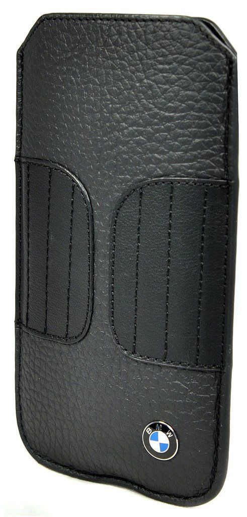 Чехол BMW iPhone 5 Signature Sleeve BMPOP5LK - Black