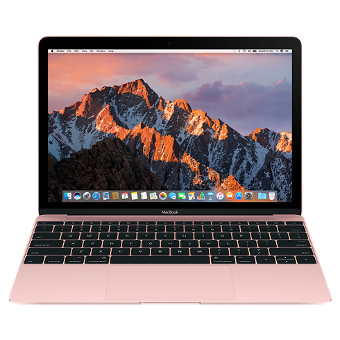 "Apple MacBook 12"" Retina 256 SSD Rose Gold (MMGL2)"