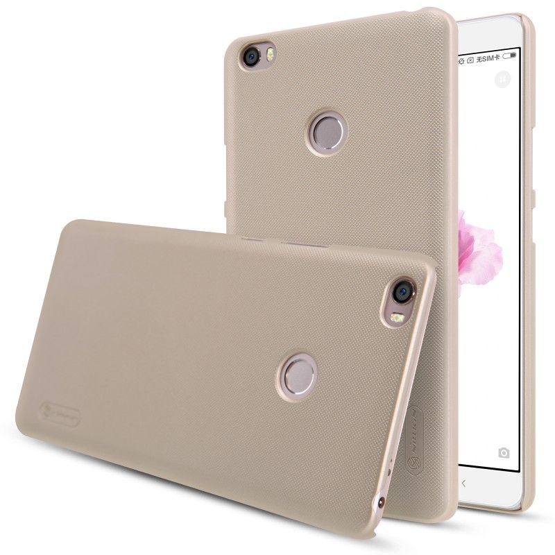 Чехол Nillkin Frosted Shield Xiaomi MAX2 - Gold, картинка 3
