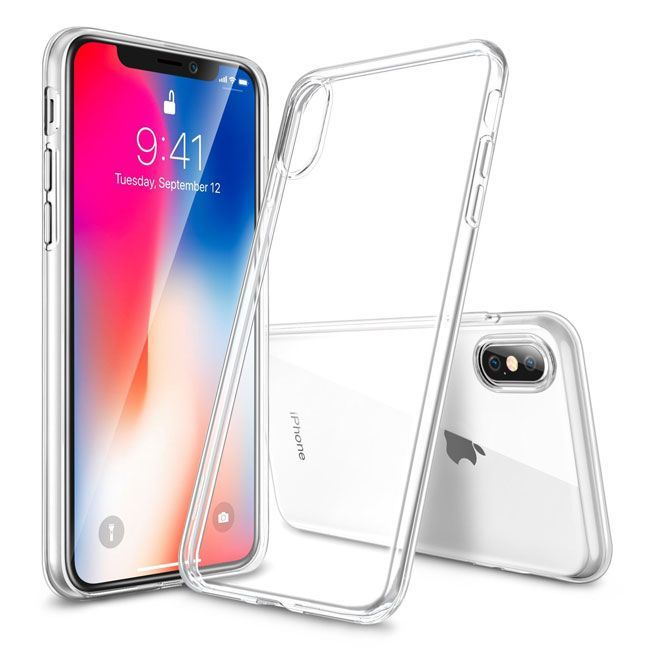 HOCO iPhone X TPU Case Clear, картинка 2