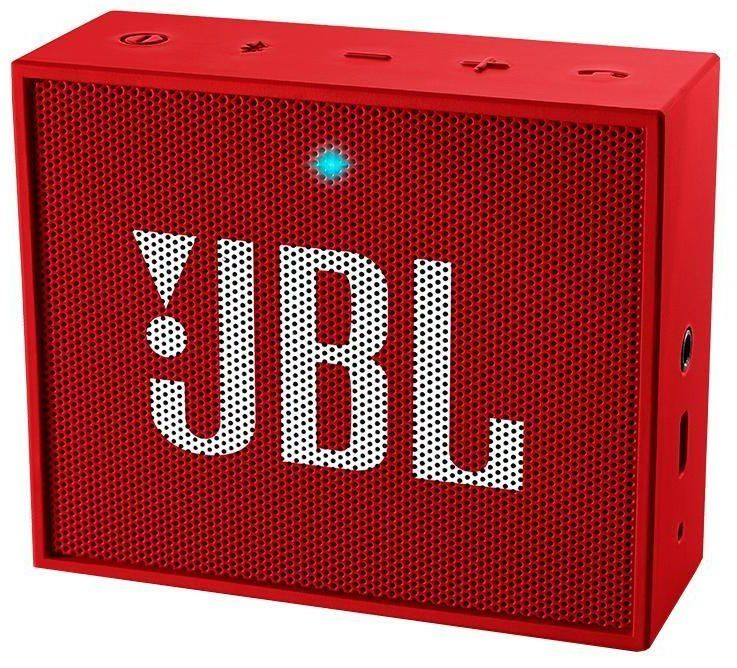 JBL GO - Red, картинка 2