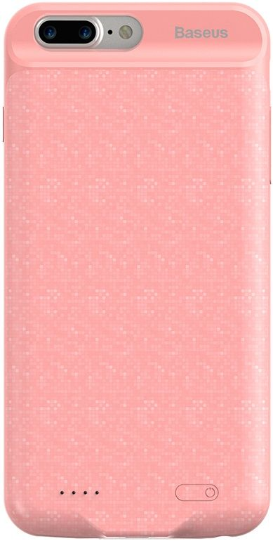 BASEUS Plaid Power Bank 10.000mah - Pink