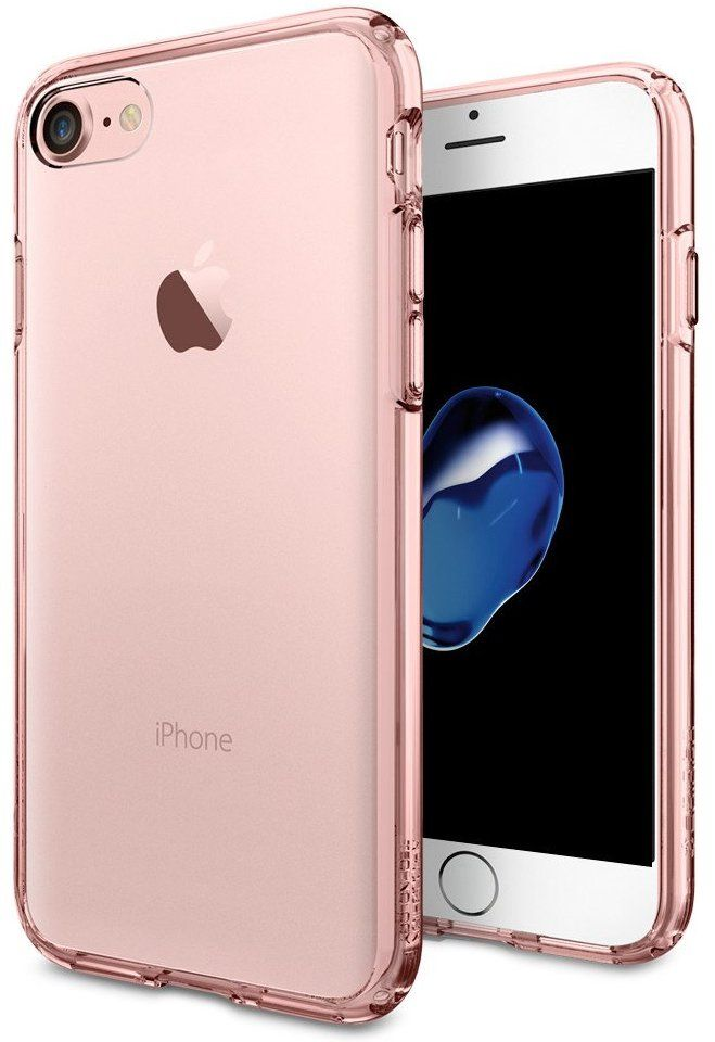 SGP Чехол iPhone 7 Ultra Hybrid Rose Crystal