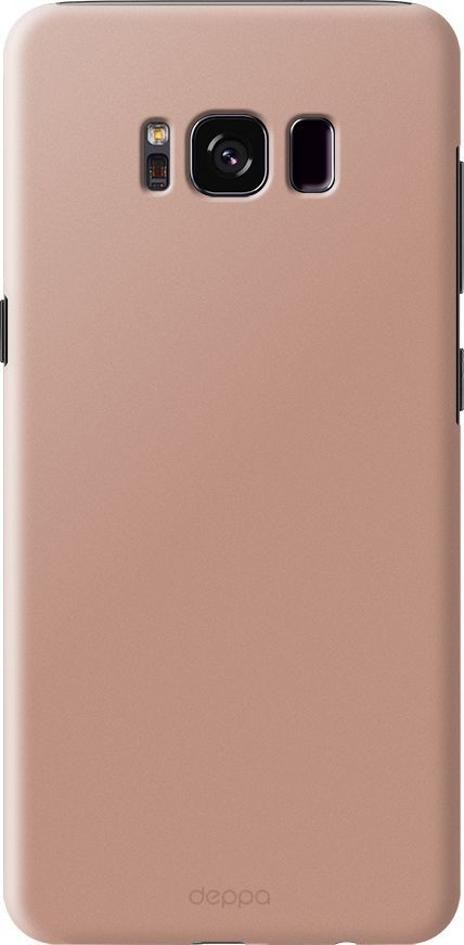 Чехол Deppa Air Case Samsung Galaxy S8 Rose Gold