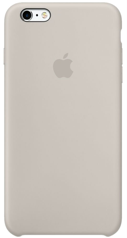 Apple iPhone 6 Silicone Case - Rose Grey, картинка 1